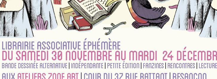 Petite Librairie ChiFouMi teasing