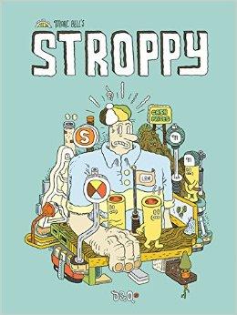 Marc Bell - stroppy