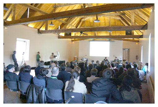 Conférence de Florent Ruppert et Jérôme Mulot, photo 3.
