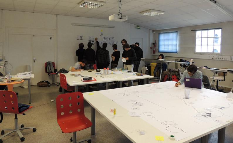 workshop MANIFESTER! map