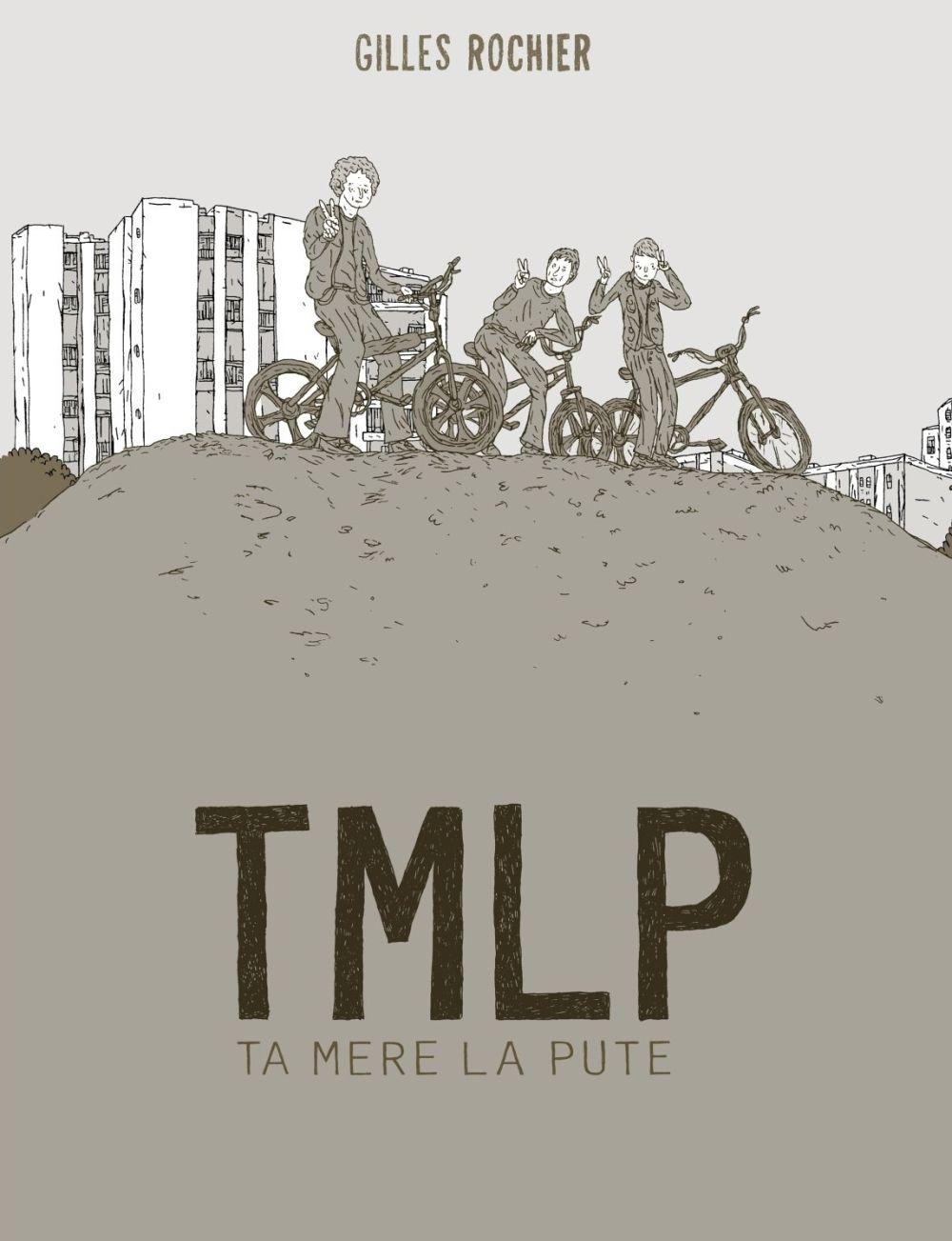 Gilles Rochier TMLP