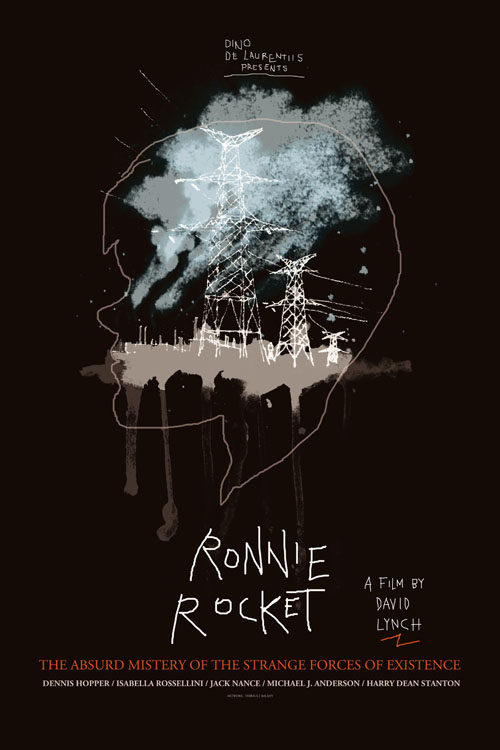 Invisibles - Ronnie Rocket - Lynch