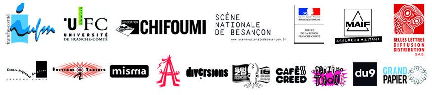 frise logos partenaires CQNL