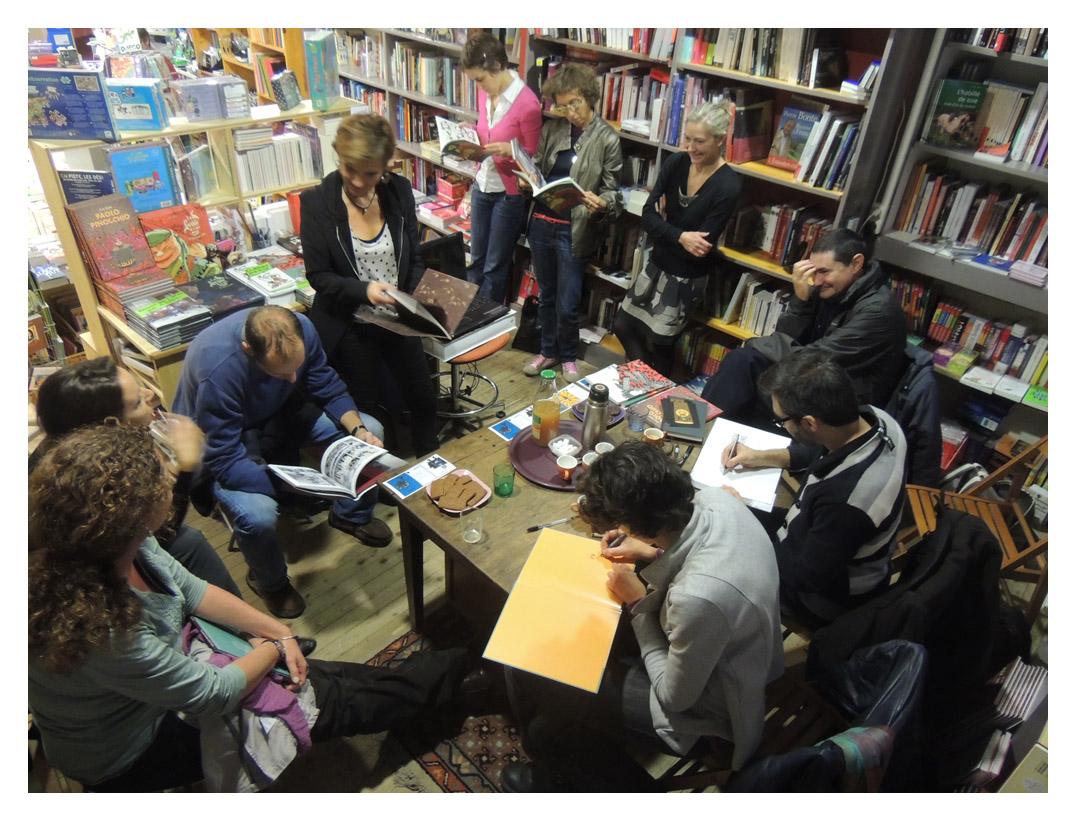 CQNL Nancy Pena et Lucas Varela / Nouvelle Librairie Polinoise 2