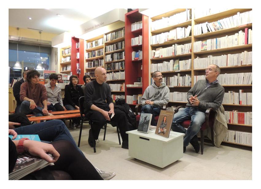 CQNL Emmanuel Guibert et Xavier Guilbert à Besancon