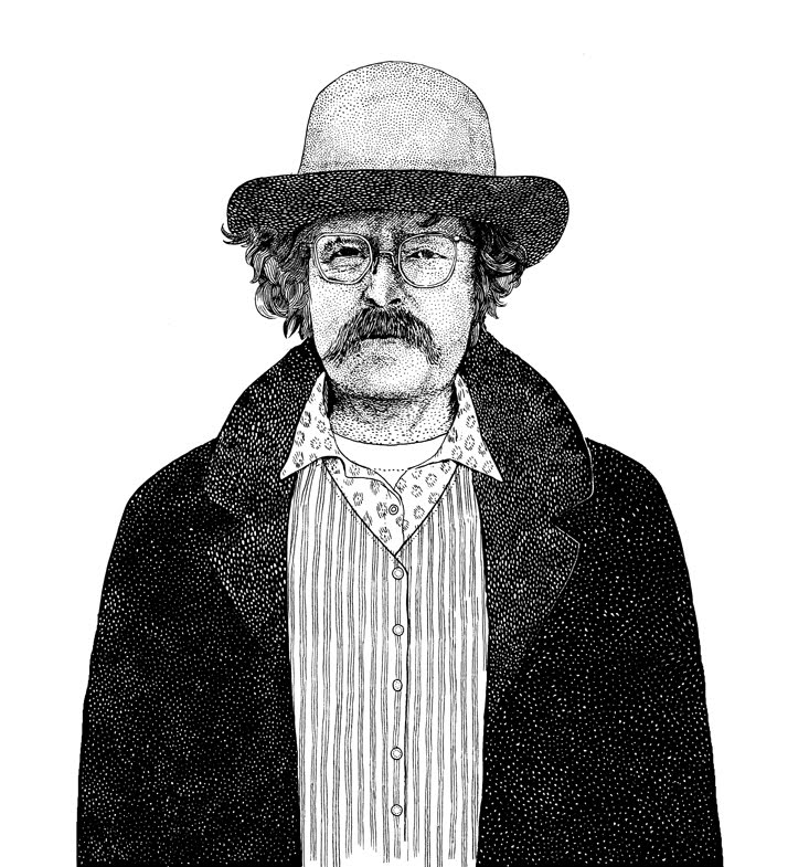 Anders Nilsen Richard Brautigan