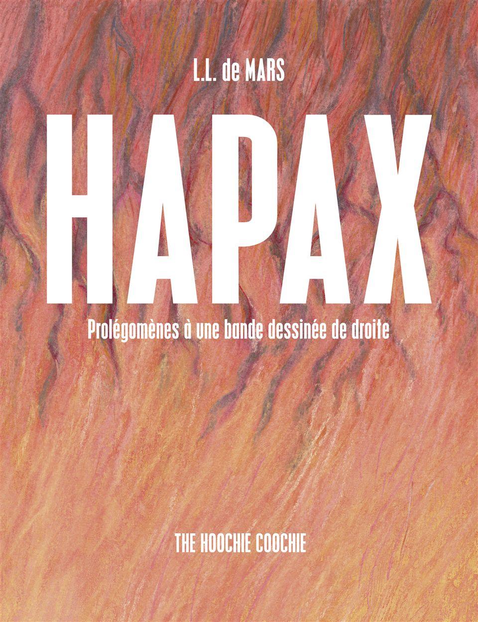 LL DE MARS – hapax