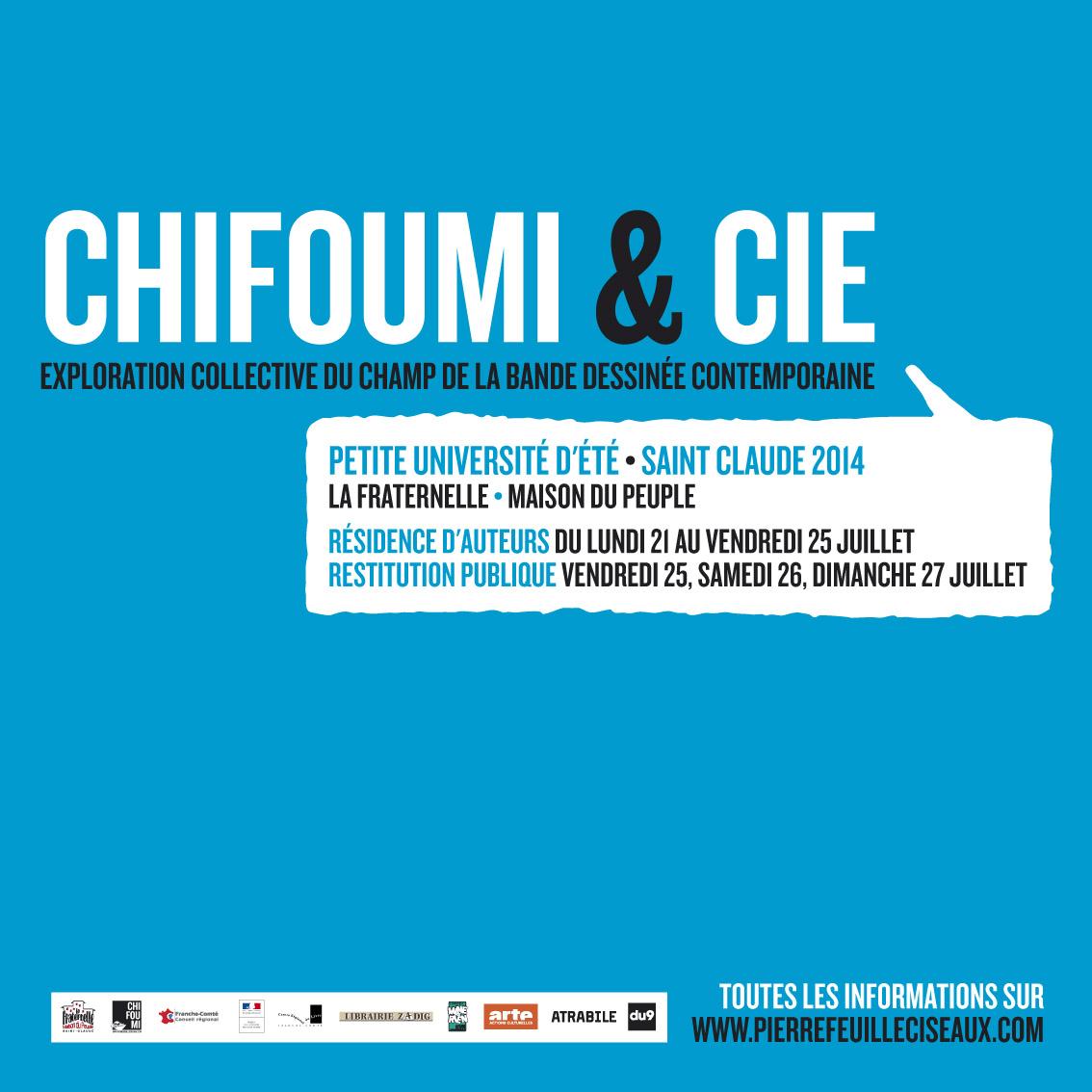 ChiFouMi & Cie - Saint-Claude 2014