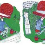 Terhi Ekebom dessin