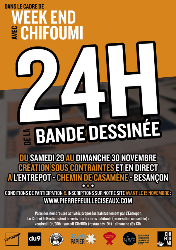WEEK-END CHIFOUMI 24H - WEB