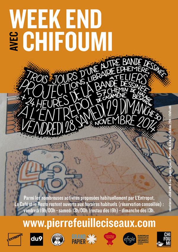 WEEK-END CHIFOUMI - WEB