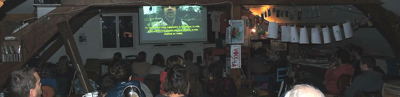 Dimanche: projection de Root Hog Or Die, le documentaire consacré à John Porcellino.