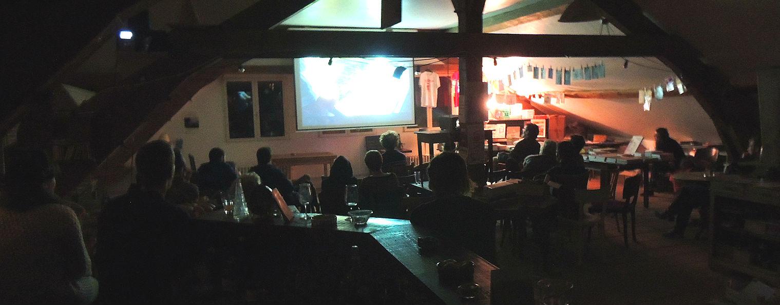 "Vendredi soir: la projection du documentaire ""Undergronde"" de Francis Vadillo."
