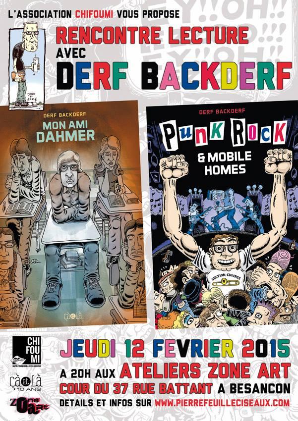 Rencontre avec Derf Backderf