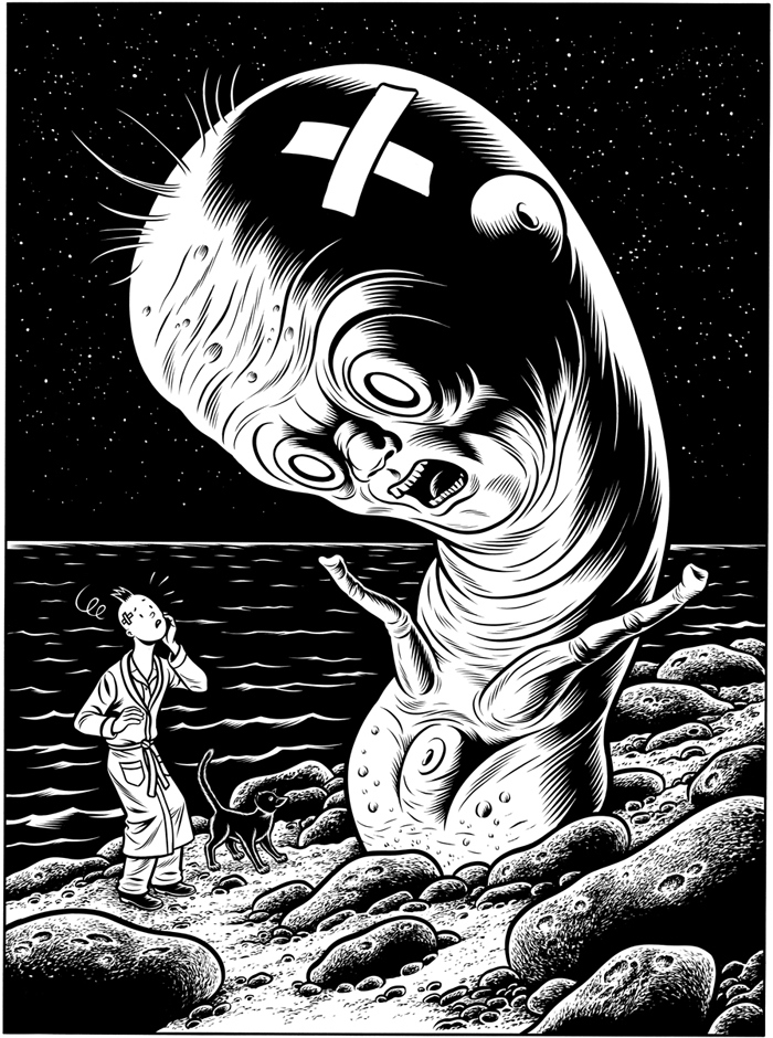 Charles Burns – exemple 3