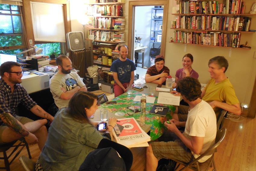PFC5 - Autoptic meeting