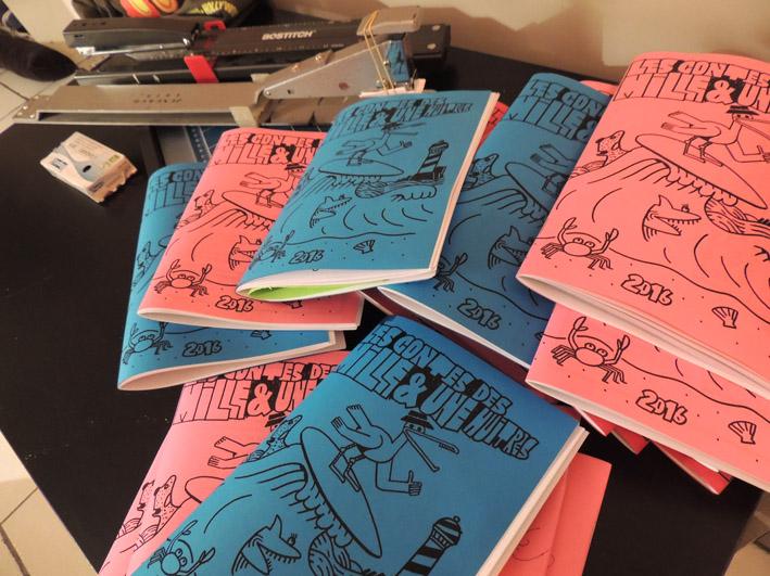 RDV du Livre 2016 - le fanzine B
