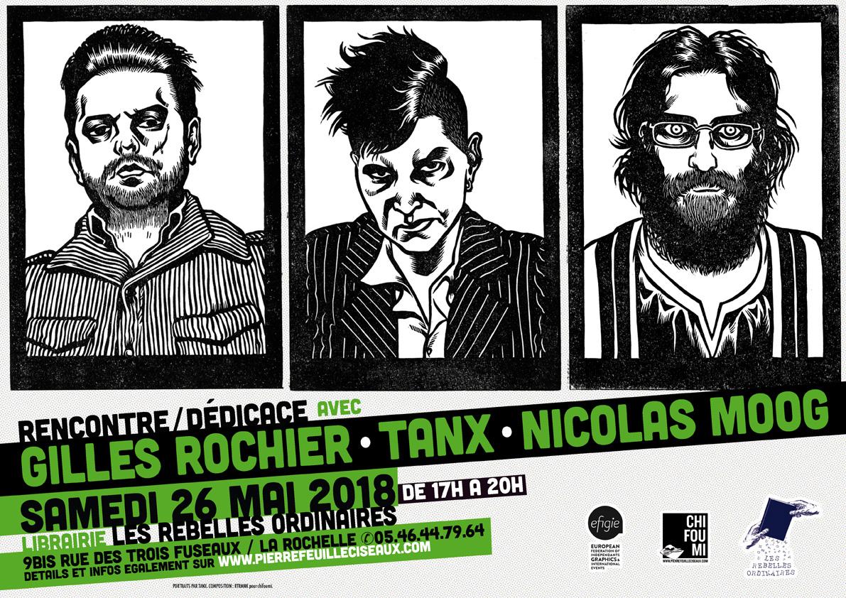 MOOG ROCHIER TANX - LA ROCHELLE - webfly