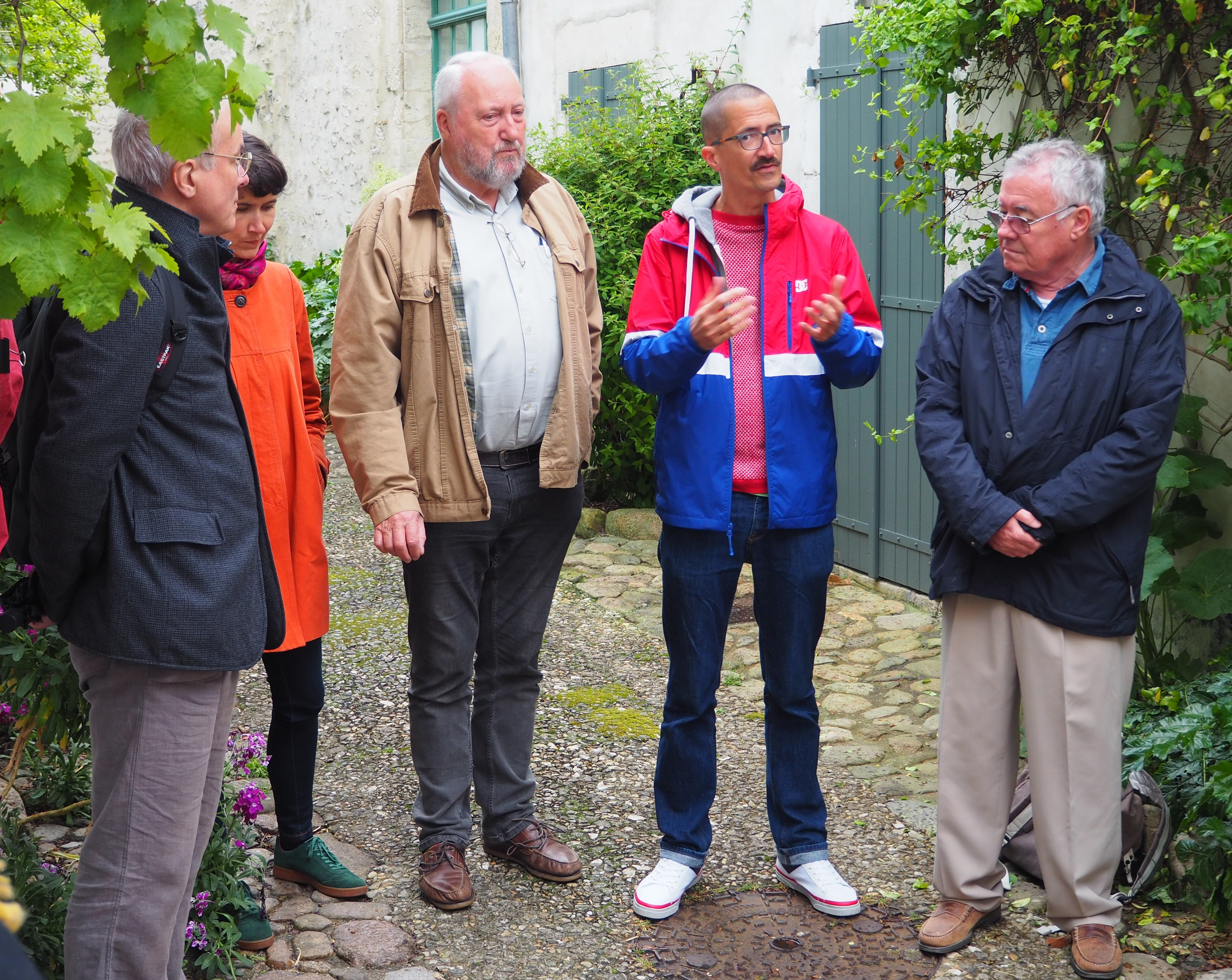 Inauguration Passage Alan Cope Saint-Martin 2018 - 03