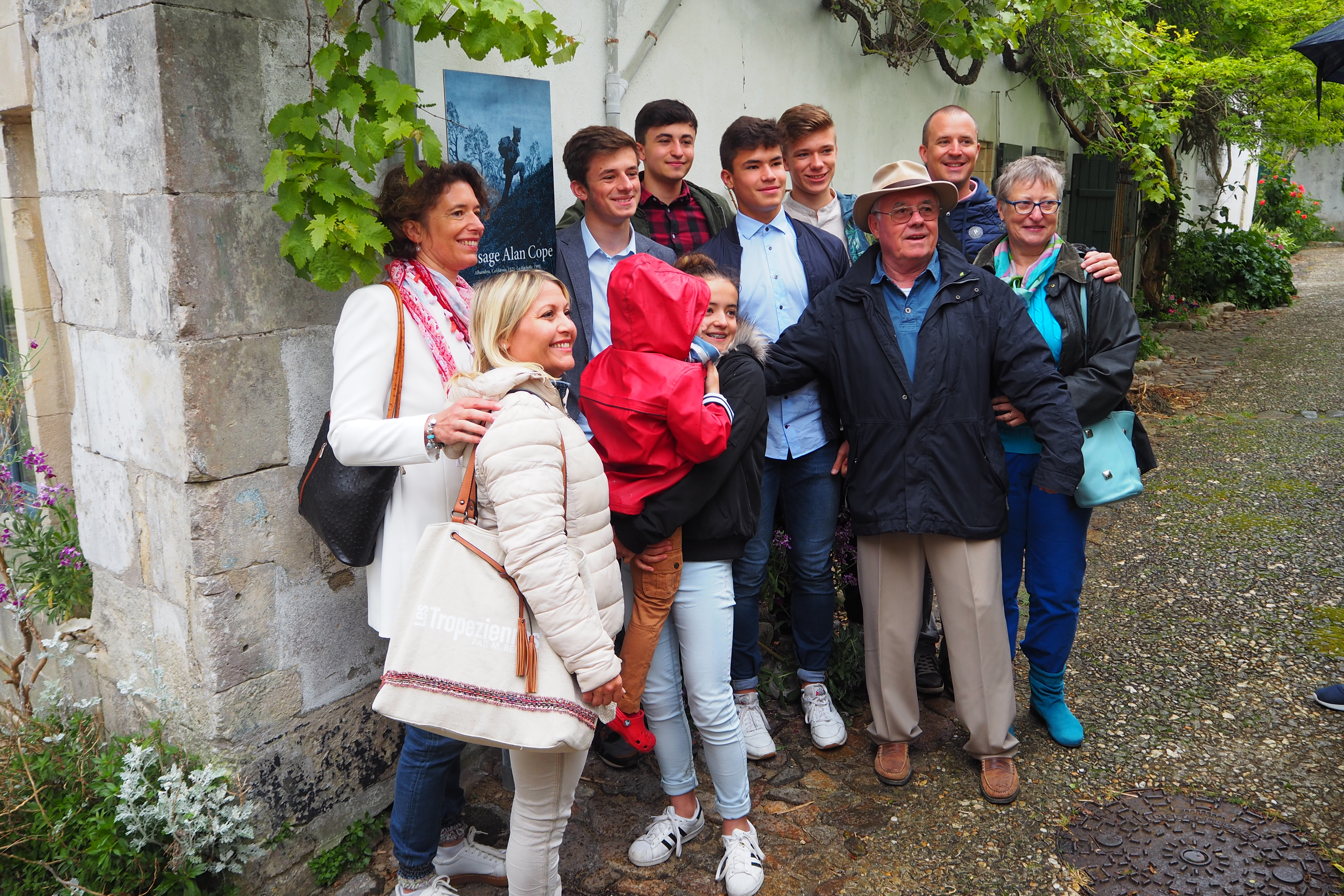 Inauguration Passage Alan Cope Saint-Martin 2018 - 02