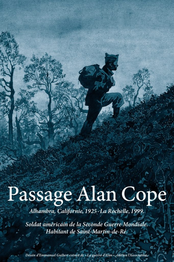 passage alan cope - visuel