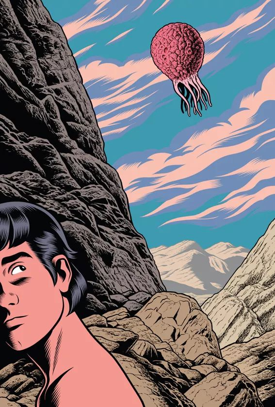 charles burns – exemple 10