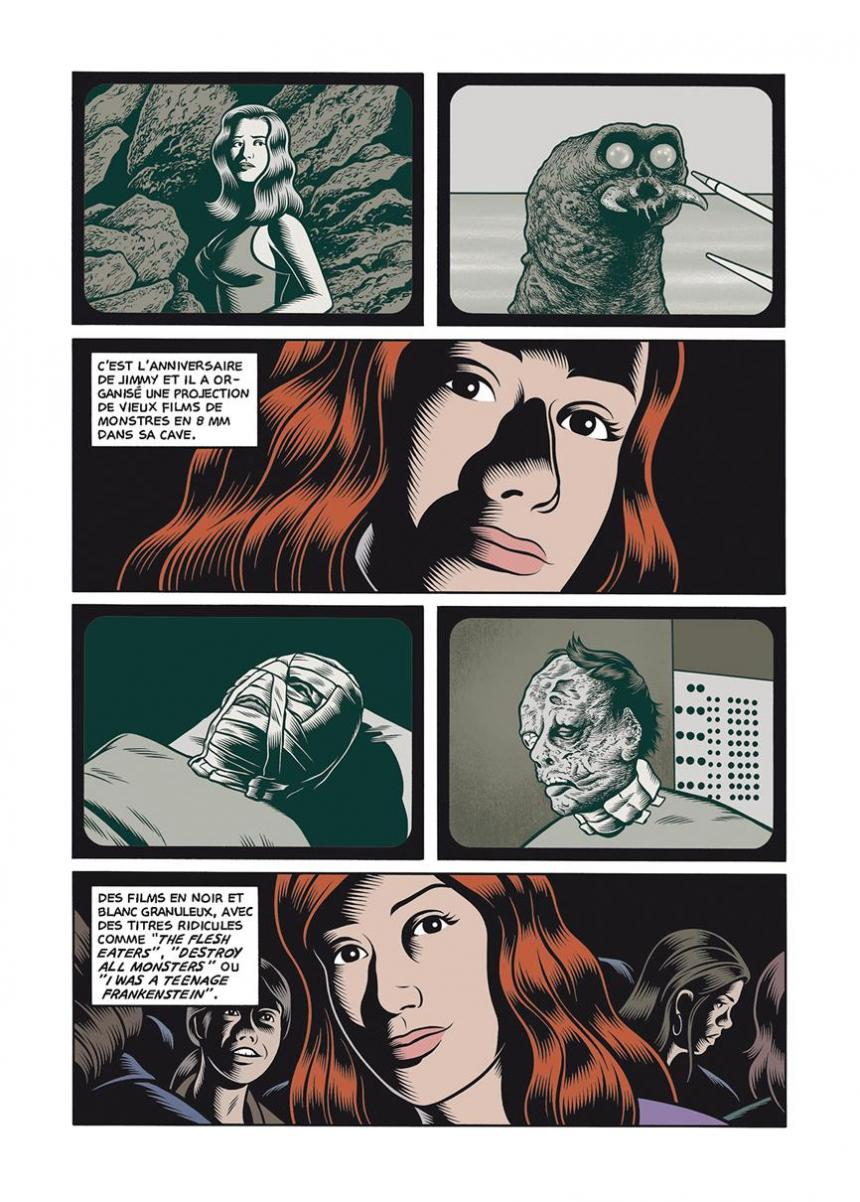 charles burns – exemple 12