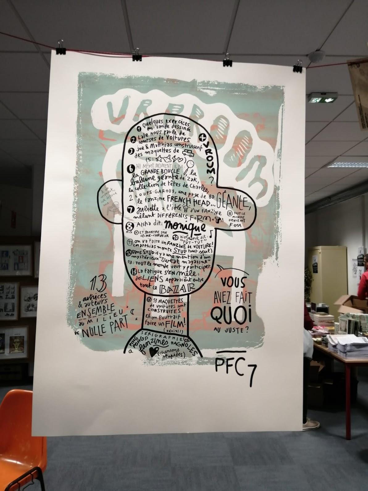 PFC#7 posters